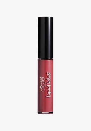 MATTE LIQUID LIPSTICK - Flytande läppstift - pin up-berry