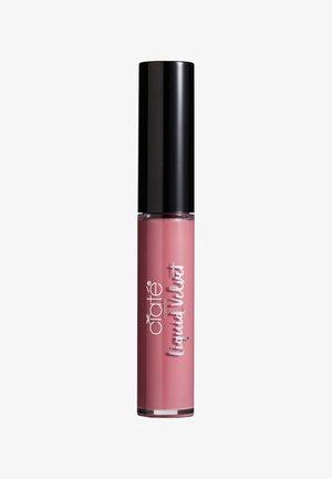 MATTE LIQUID LIPSTICK - Rouge à lèvres liquide - gossip-lavender taupe