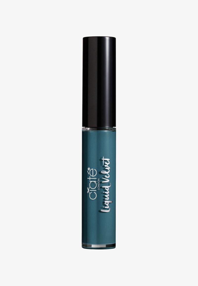 Ciaté - MATTE LIQUID LIPSTICK - Flydende læbestift - envy-teal