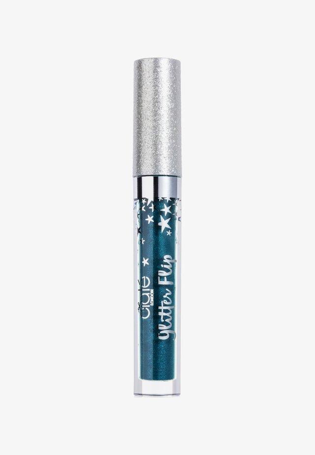 MATTE METALLIC GLITTER LIP - Flüssiger Lippenstift - siren-teal