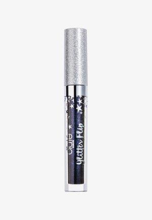 MATTE METALLIC GLITTER LIP - Flüssiger Lippenstift - iconic-black