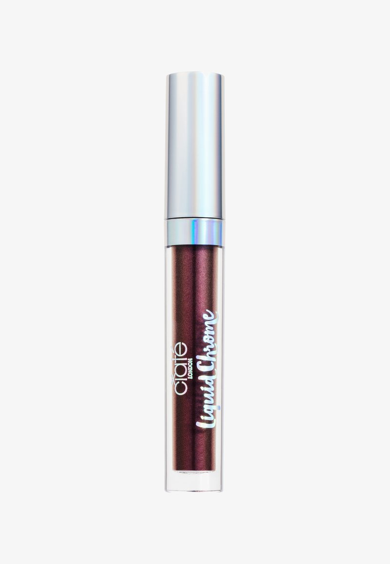Ciaté - DUO CHROME LIP GLOSS - Lipgloss - eclipse-eggplant