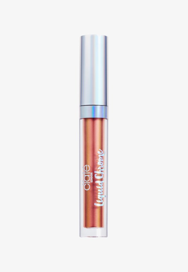 DUO CHROME LIP GLOSS - Lucidalabbra - nova-copper/pink