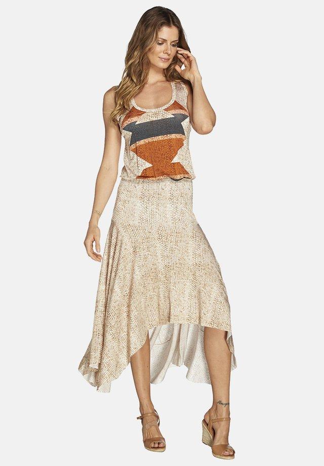 Day dress - sand