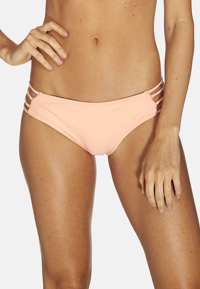 LISOS,MULTI STRAP - Bas de bikini - rose