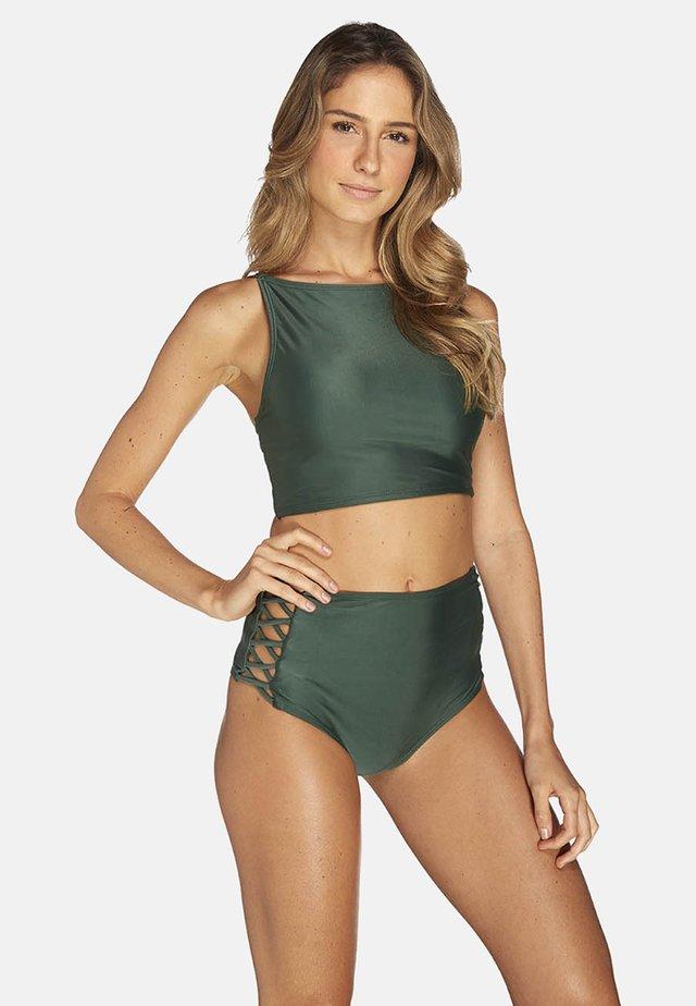 LISOS,STRAPPY  - Bikinitop - green