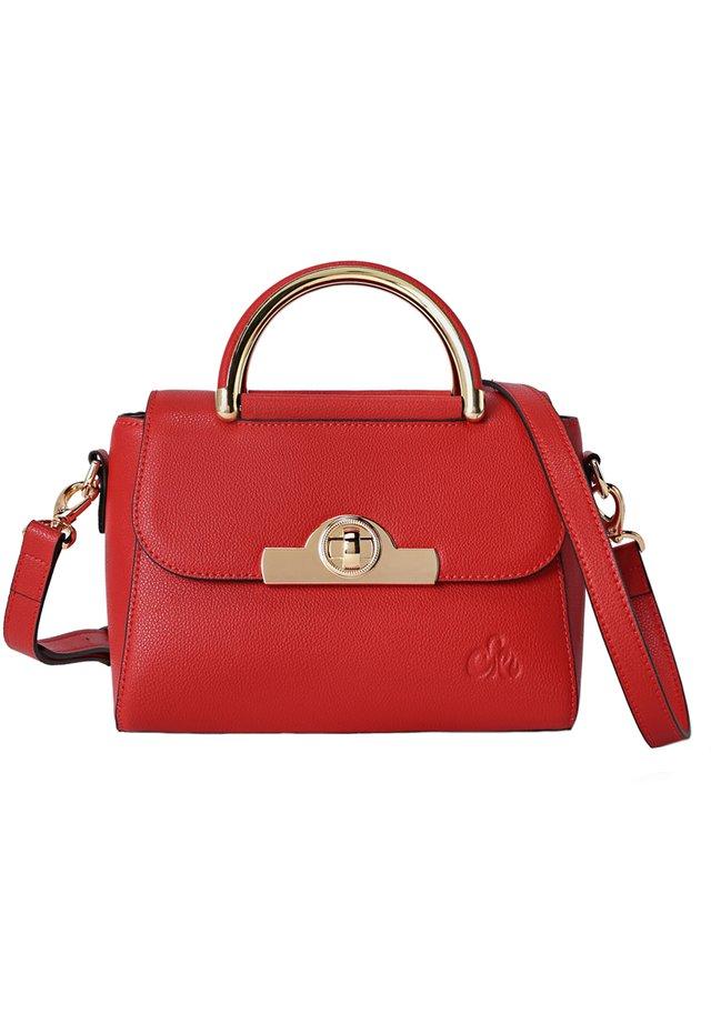 ANAIS - Handbag - rot