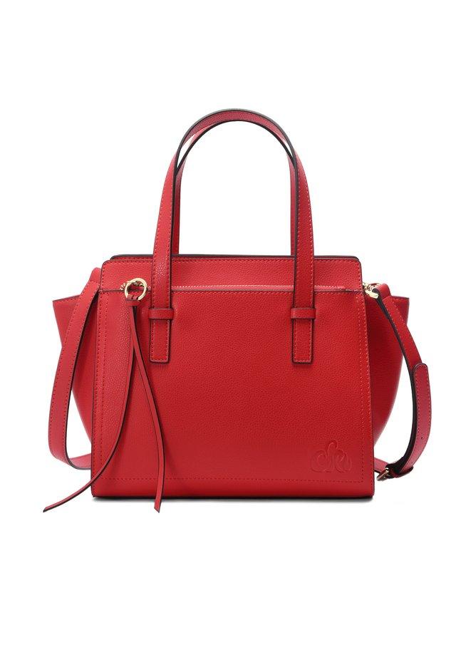 MANU - Handtasche - red