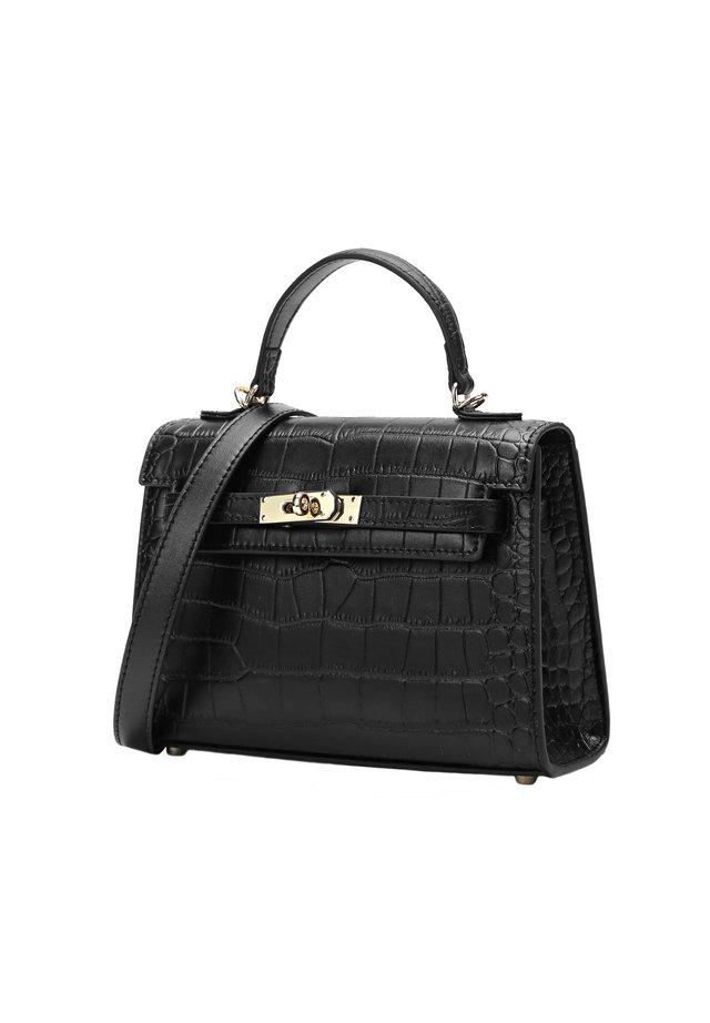 EVEY - Handbag - schwarz