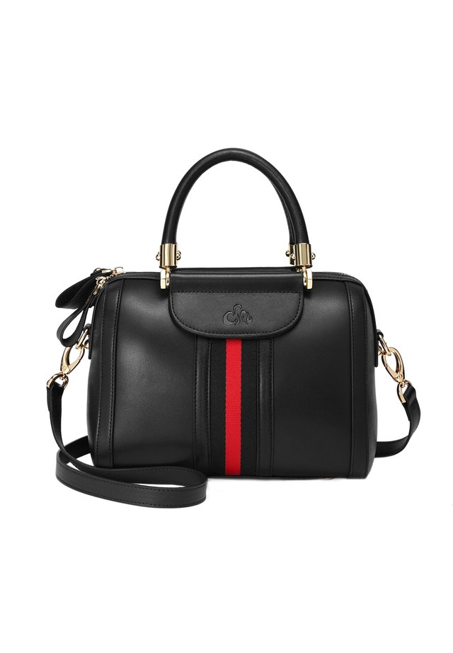 MELISSA - Handtasche - schwarz