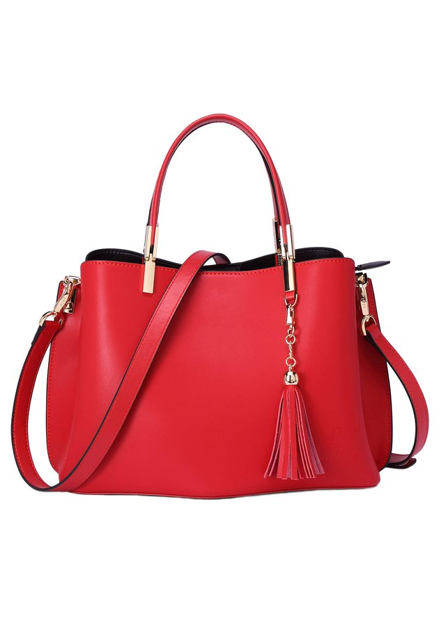 ELOI - Handbag - rot