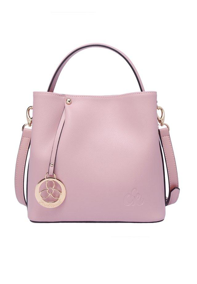 INES - Handbag - rosa