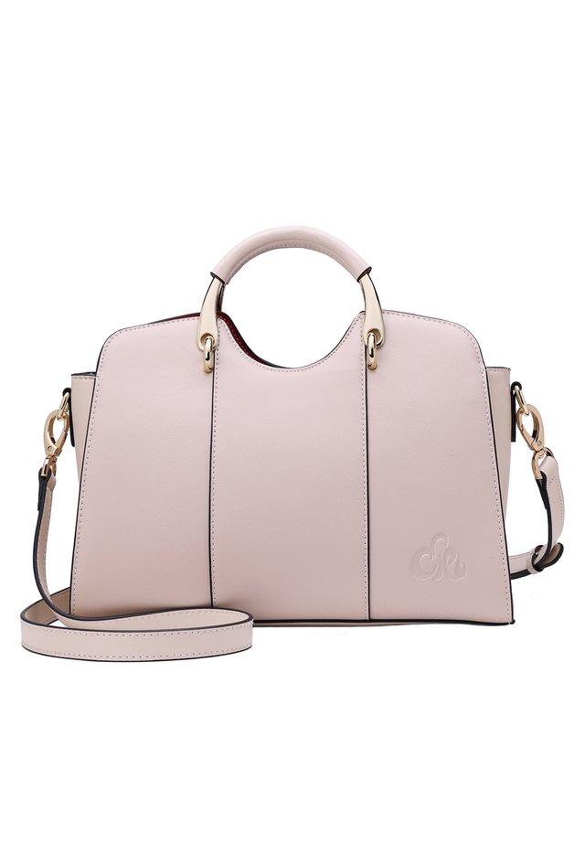 JOEL - Handtasche - beige