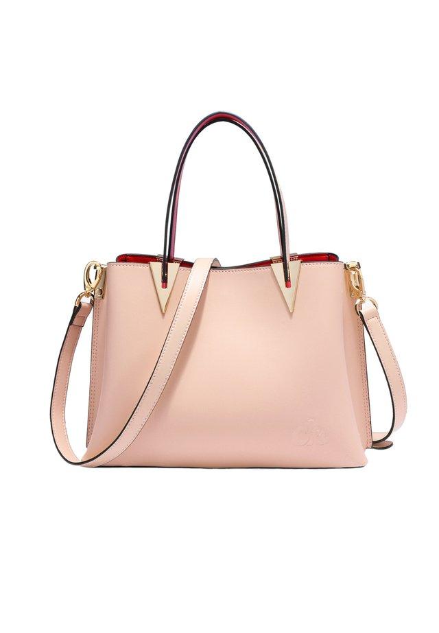 NOELE - Handbag - rosa