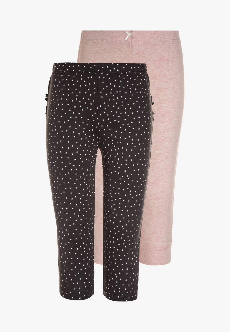 Carter's - PANT GIRL RUFFLE 2 PACK - Trousers - pink