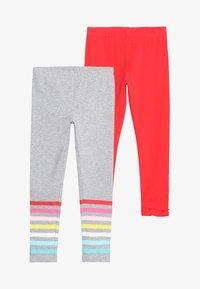 Carter's - KIDS RUFFLE AND STRIPE 2 PACK - Legging - multicolor - 5