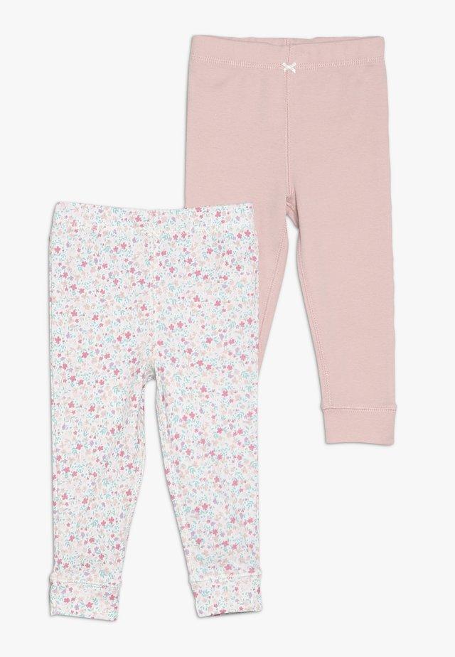 PANT BABY 2 PACK - Leggings - pink