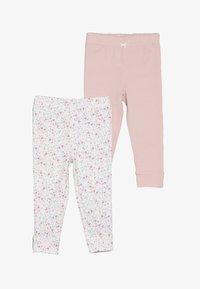 Carter's - PANT BABY 2 PACK - Leggings - pink - 4