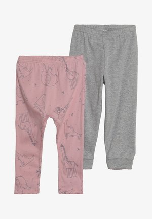 ANIMAL PANT BABY 2 PACK  - Legíny - multicolor