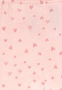 Carter's - GIRL BABY 2 PACK - Legíny - pink - 4