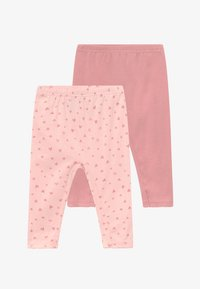Carter's - GIRL BABY 2 PACK - Legíny - pink - 3