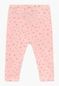 Carter's - GIRL BABY 2 PACK - Legíny - pink - 1