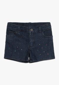 Carter's - MULTI DOT POCKET - Shorts vaqueros - denim - 0