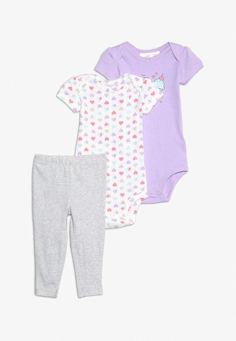 Carter's - BABY ICE SET - Body / Bodystockings - purple