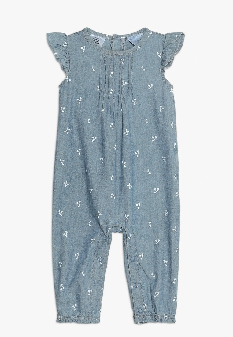Carter's - BABY CHAMBRAY - Overall / Jumpsuit -  denim