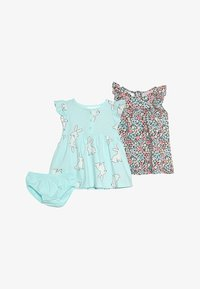 Carter's - BABY 2 PACK - Jersey dress - multi-coloured - 7