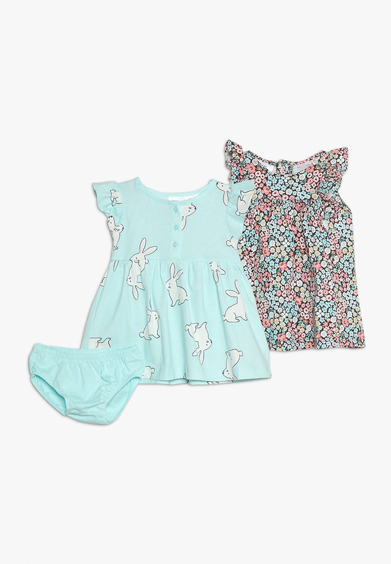 Carter's - BABY 2 PACK - Jersey dress - multi-coloured
