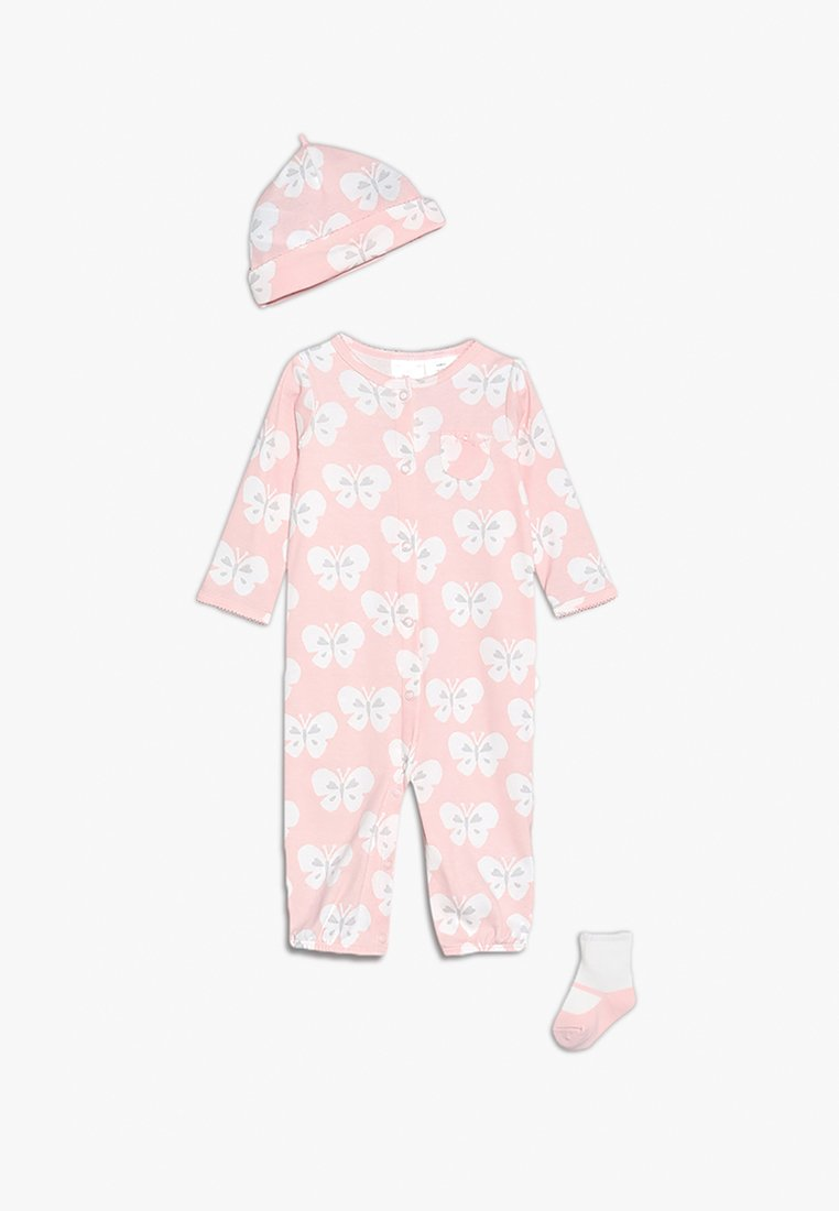 Carter's - BABY LAYETTE GIRL BUTTERFLY SET - Muts - pink