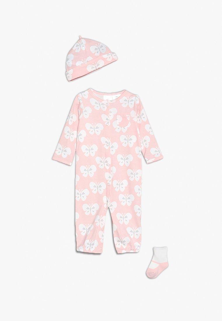 Carter's - BABY LAYETTE GIRL BUTTERFLY SET - Mütze - pink