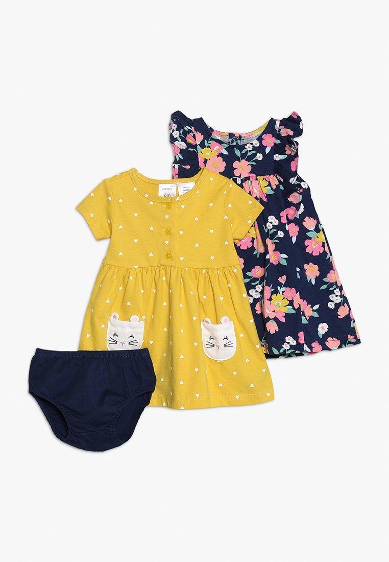 Carter's - BABY 2 PACK - Jerseyjurk - yellow