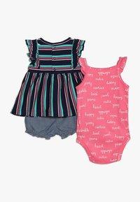 Carter's - BABY STRIPE SET - Shorts - multi-coloured - 1