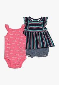 Carter's - BABY STRIPE SET - Shorts - multi-coloured - 0