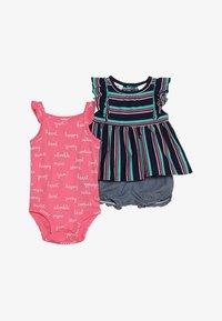 Carter's - BABY STRIPE SET - Shorts - multi-coloured - 4