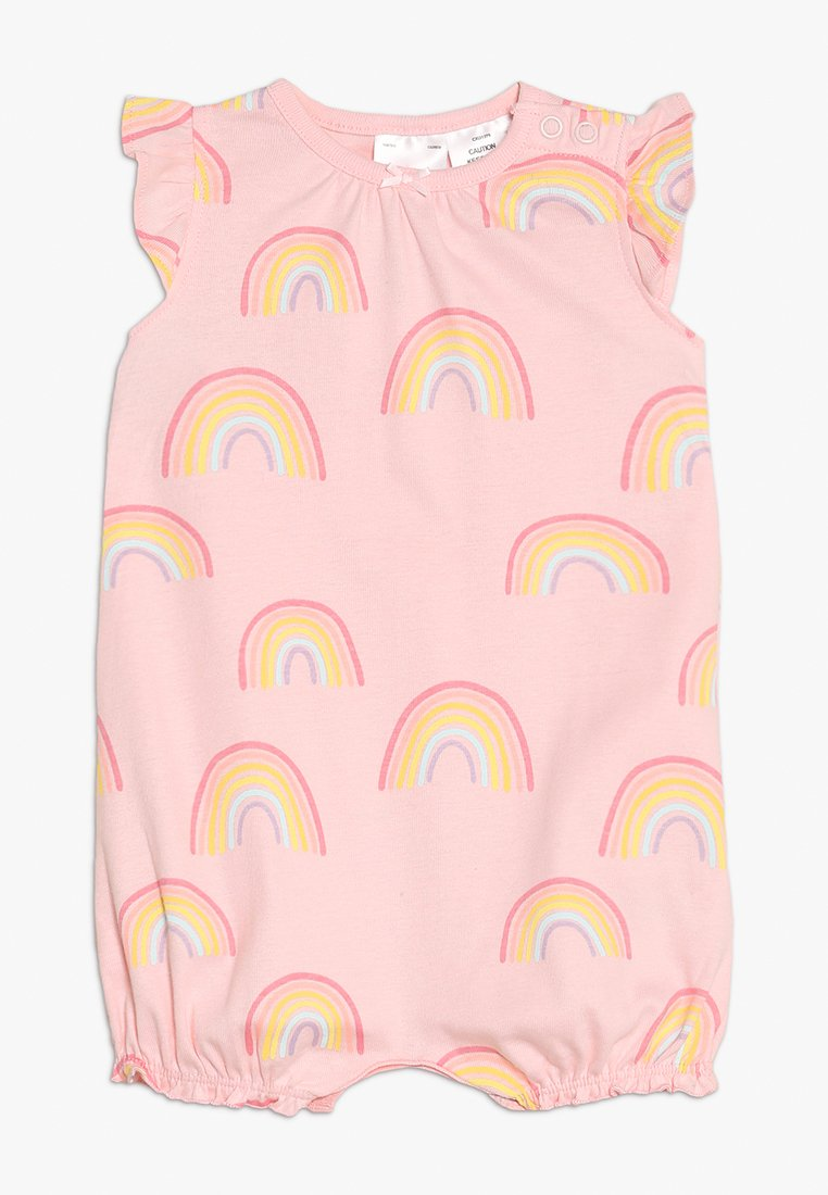 Carter's - BABY RAINBOW - Overall / Jumpsuit /Buksedragter - rose