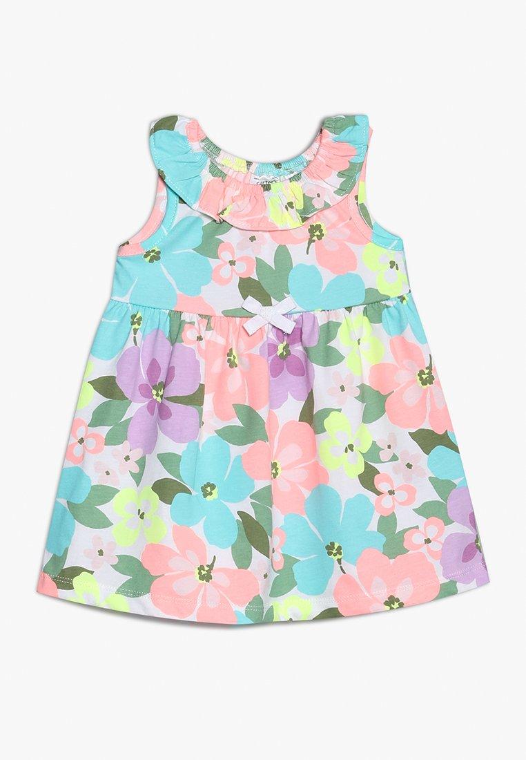 Carter's - BABY DRESS DOT SET - Vestito di maglina - multi-coloured