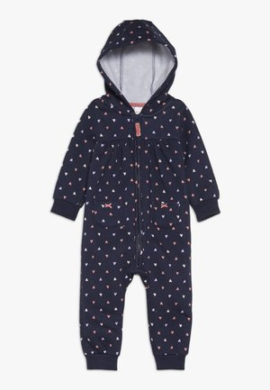 GIRL JUMPSUIT BABY - Overal - navy