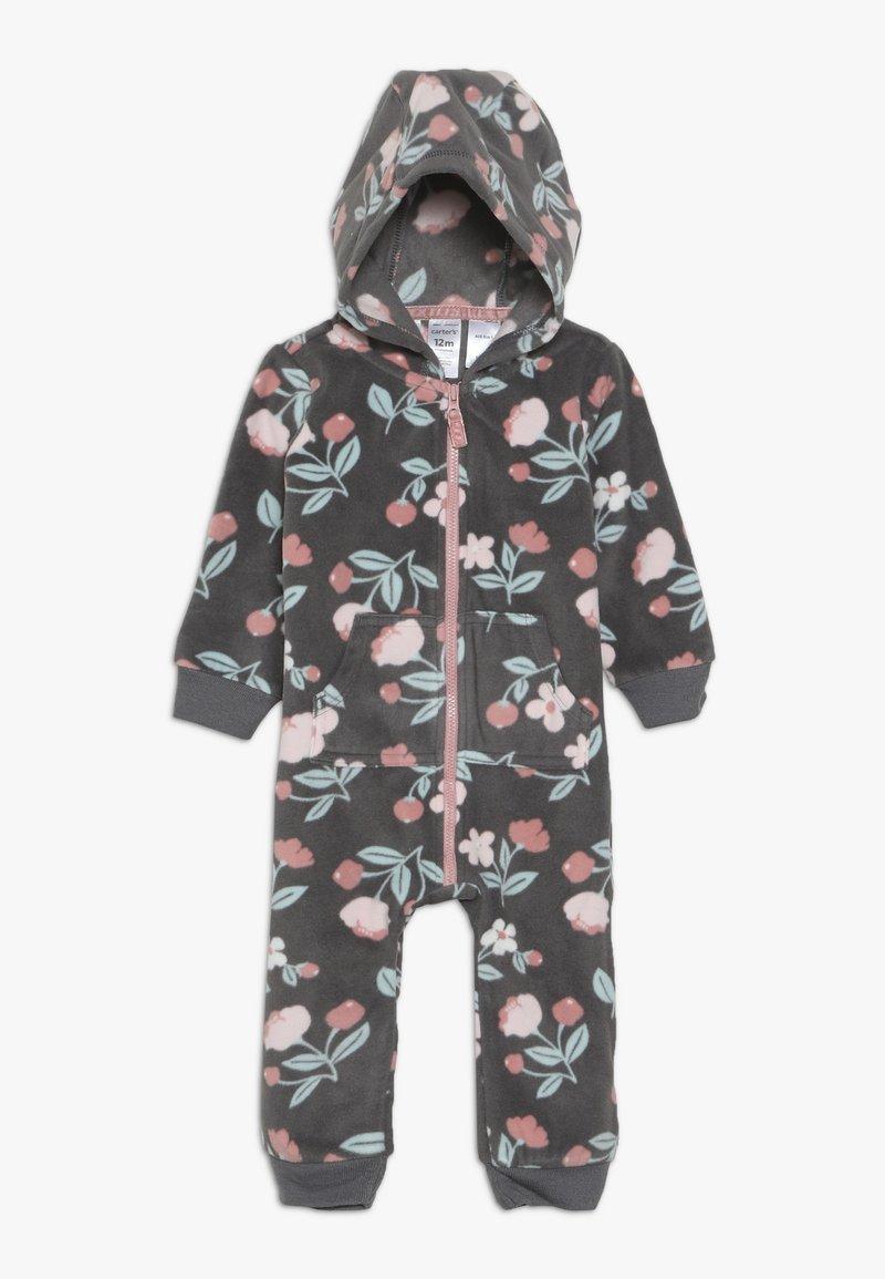 Carter's - GIRL BABY - Jumpsuit - grey