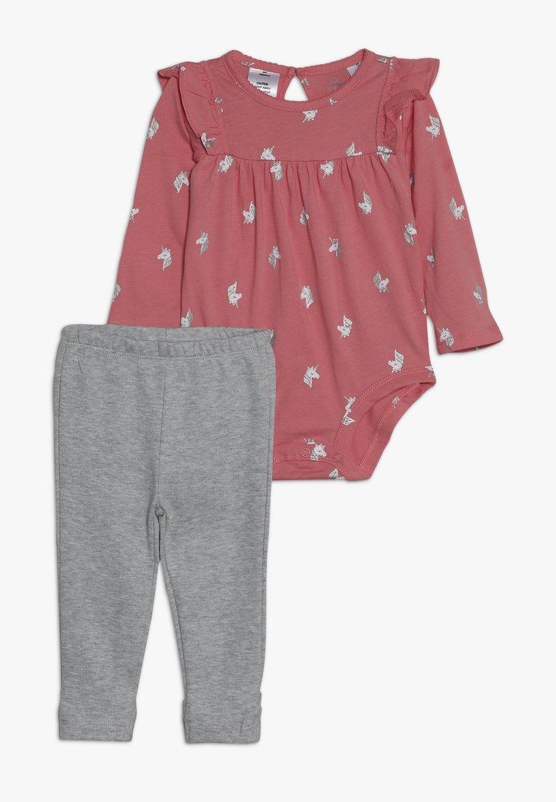 Carter's - GIRL BABY - Leggings - Hosen - pink