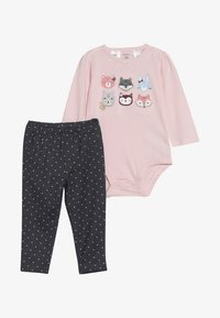 Carter's - GIRL BABY SET - Tygbyxor - pink - 3