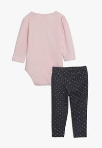 Carter's - GIRL BABY SET - Tygbyxor - pink - 1