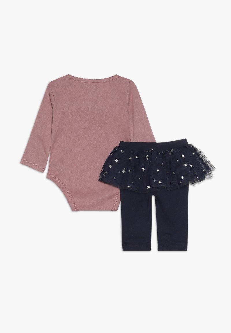 Carter's - GIRL BABY SET - Leggings - pink