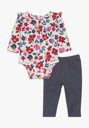 GIRL BABY SET  - Trousers - multi-coloured