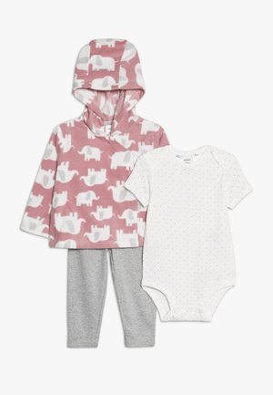 BABY SET - Body - pink