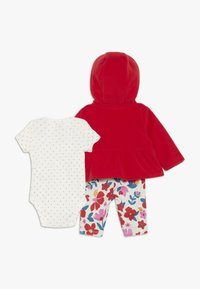 Carter's - CARDIGAN BABY SET - Body - red - 1