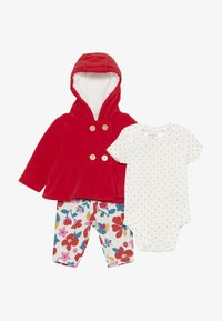 Carter's - CARDIGAN BABY SET - Body - red - 3