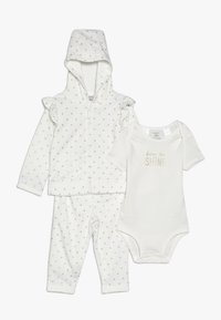 Carter's - CARDIGAN BABY SET  - Body - ivory - 0